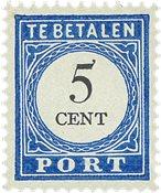 Holland 1894/1895 - NVPH P19a - Postfrisk