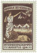 Nederland 1916 - NVPH IN2 - Ongebruikt