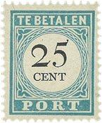 Holland 1881/1887 - NVPH P11 - Ubrugt