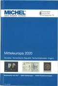 MICHEL - Central Europe 2020 - Stamp catalogue