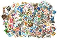 Romania - 2220 francobolli differenti usati
