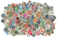 Germany - 1070 different stamps