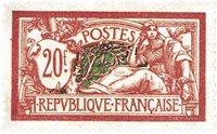 Frankrig - YT 208 - Postfrisk - Postfrisk