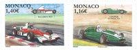Monaco - Voitures mythiques, Cooper CLI - Série neuve 2v