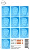 Netherlands - Definitive Willem 1 blue 2019 - Mint booklet