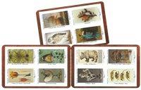 Frankrig - Kuriositeter - Postfrisk frimærkehæfte