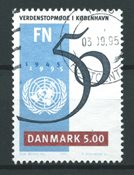 Denmark - AFA 1085y - Cancelled