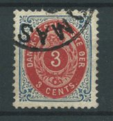 Danish West Indies - AFA  6 By - Cancelled