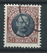 Danish West Indies - AFA 41 - Cancelled