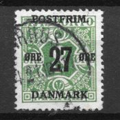 Dinamarca - AFA 88 - usado
