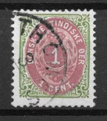 Danish West Indies - AFA 5 By - Cancelled