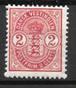 Danish West Indies - AFA 22 - Mint