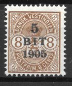 Danish West Indies - AFA 35 - Mint