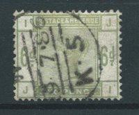 Englanti 1883 - AFA 79 - Leimattu