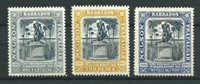 British Colonies 1907 - Mic. 77-79 - Unused