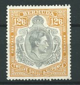 British Colonies 1939 - Mic. 115 - Unused
