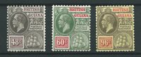 British Colonies 1921 - Mic. 150- - Unused