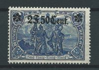 Colonies allemandes 1900 - AFA 37 - neuf avec charnière
