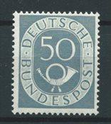 Alemania 1951 - AFA 1097 - Nuevo con charnela