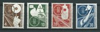 Allemagne 1953 - AFA 1130-33 - Neuf