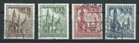Berlin 1953 - AFA 108-111 - Cancelled