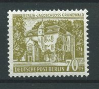 Berlin 1954 - AFA 124 - Mint