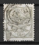 Dinamarca 1864 - AFA 15 - usado