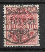 Dinamarca 1884 - AFA 35z - usado