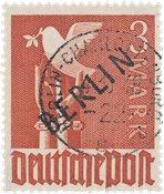 Tyskland/Berlin 1948 - Michel 19 - Stemplet