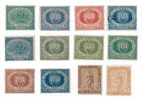 Saint Marin 1877/1899 - Michel div. + 2+8 - Neuf a