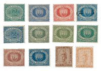 San Marino 1877/1899 - MICHEL div. + 2+8 - Unused
