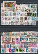 Frans Andorra 1961/2001 - Postfris