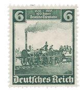 Tyskland - Tyske Rige 1935 - Michel 580 - Postfrisk