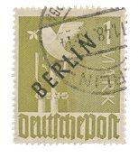 Allemagne/Berlin 1948 - Michel 17 - Oblitéré