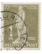 Allemagne/Berlin 1949 - Michel 40 - Oblitéré