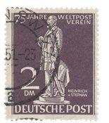 Allemagne/Berlin 1949 - Michel 41 - Oblitéré