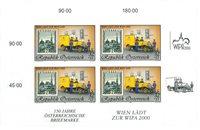 Østrig 1998 - Michel V2270 I - Postfrisk