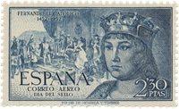 Spanien 1952 - Michel 1017 - Postfrisk