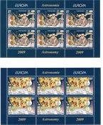 Roumanie 2009 - Michel V6357/6358 I - Neuf