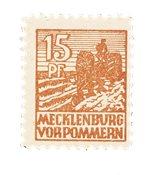 Tyskland Zoner 1946 - Michel 37yd - Postfrisk