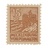 Zones allemandes (1945-1949) 1946 - Michel 37yc -