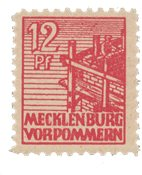 Zones allemandes (1945-1949) 1946 - Michel 36zz -