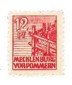 Tyskland Zoner 1946 - Michel 36zb - Postfrisk