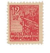 Tyskland Zoner 1946 - Michel 36yf - Postfrisk