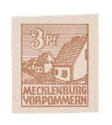 Tyskland Zoner 1946 - Michel 29x - Postfrisk