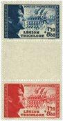France 1942 - YT 565-566a - Postfrisk