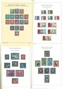 German Democratic Republic - Collection - 1949-90 in 4 albums