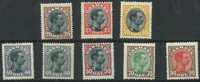 Denmark - AFA 102-102+104-106+108-109 mint