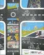 Belgique - Sécurité routière - Bloc-feuillet neuf
