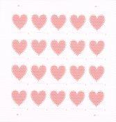 Etats-Unis - Amour 2020 / Coeurs - Feuillet neuf